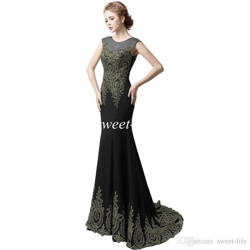 XU039 Cheap Long Prom Dresses 2019 Mermaid Sheer Jewel Dark Red Lace Corset Actual Images Maxi Party Evening Dresses Gowns for Pageant