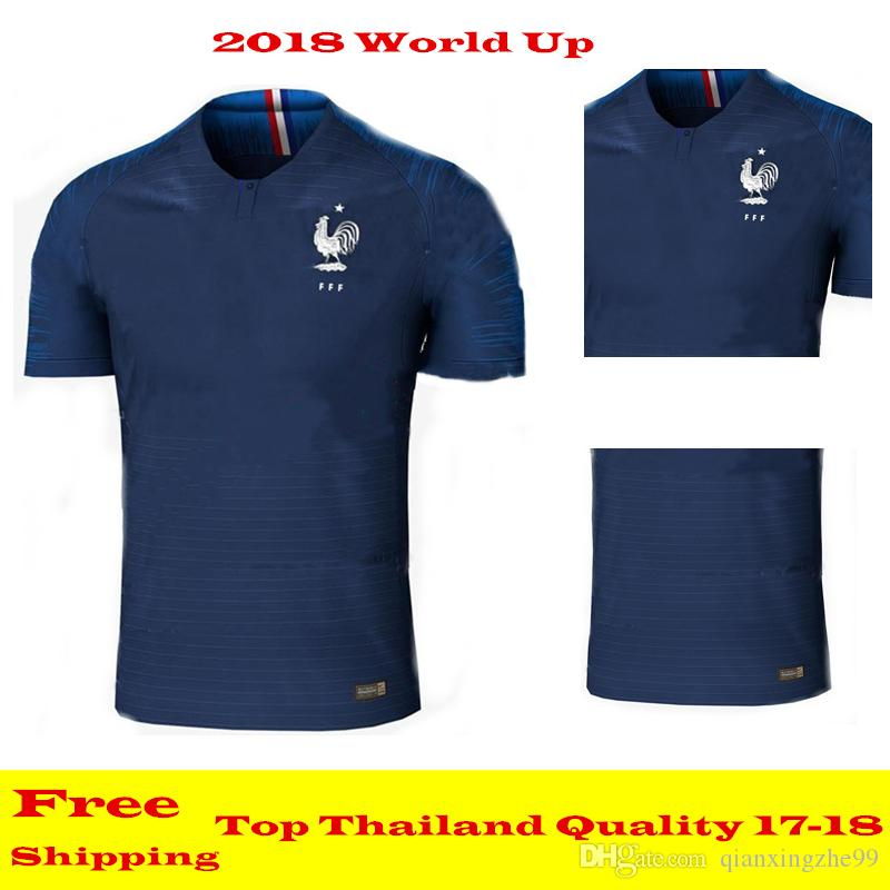 france 19 paul pogba blue mens adults short sleeves 2016 2017 country national team soccer jerseys. Black Bedroom Furniture Sets. Home Design Ideas