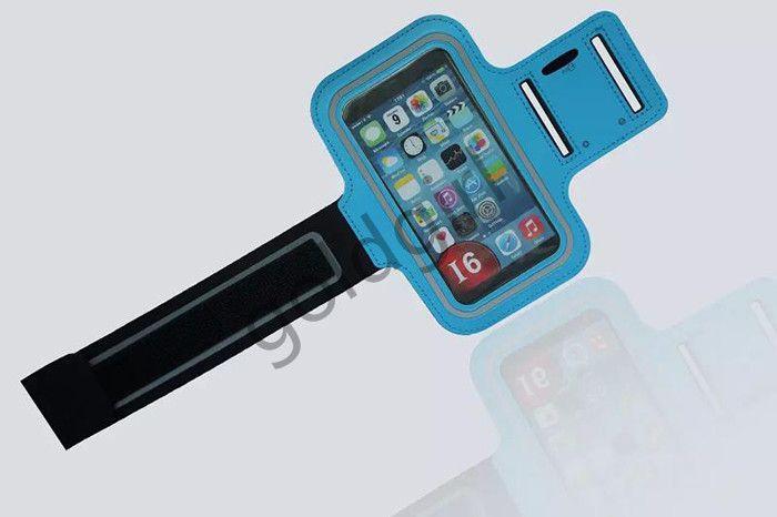 Спортивный зал работает повязку протектор мягкий водонепроницаемый чехол Чехол крышка повязку для iphone 5 5s 6 6 S 7 plus Samsung Galaxy note 3 S3 4 5