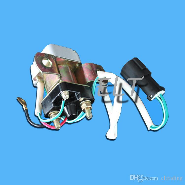PC200-220-400-7 D65E-12 Marş röle Anahtarı parça numarası 600-815-8940 600-815-2170