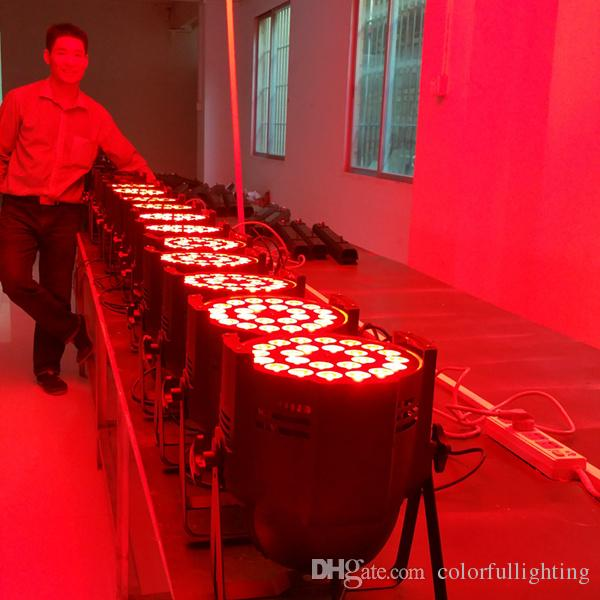 Top selling High quality 18X15W Stage Lighting RGBAW 5in1 LED Par 64 LED Par64 Can