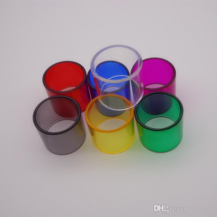 Smok Vape Pen 22 Vape Pen Plus Starter Pyrex Glass Tube 7 ألوان متوفر شحن مجاني