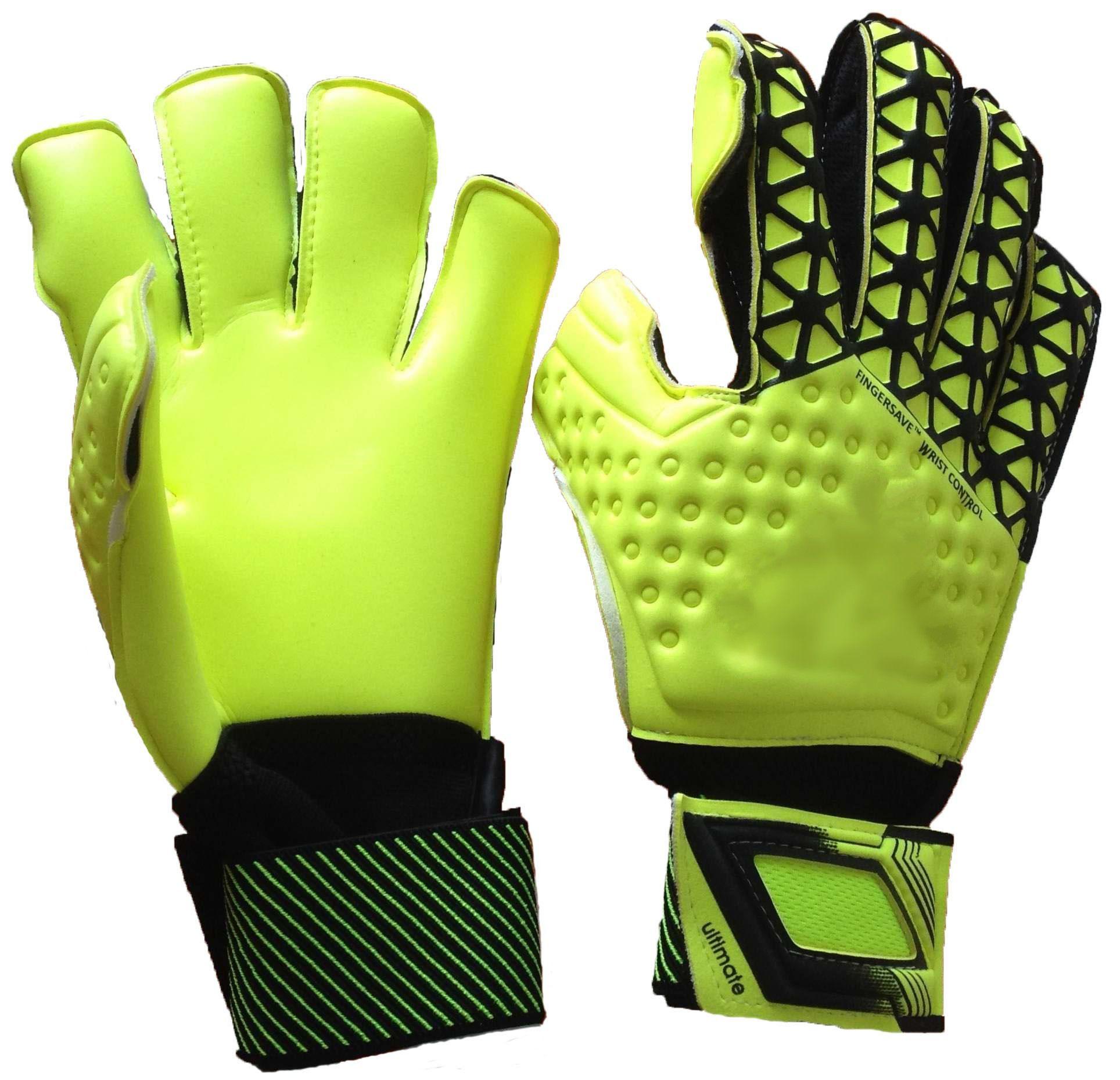 2015 New Thickened Top Goalkeeper Latex Gloves Sports Football Gloves  Material Motorcycle Glovescy UK 2019 From S6652220 0effddf67