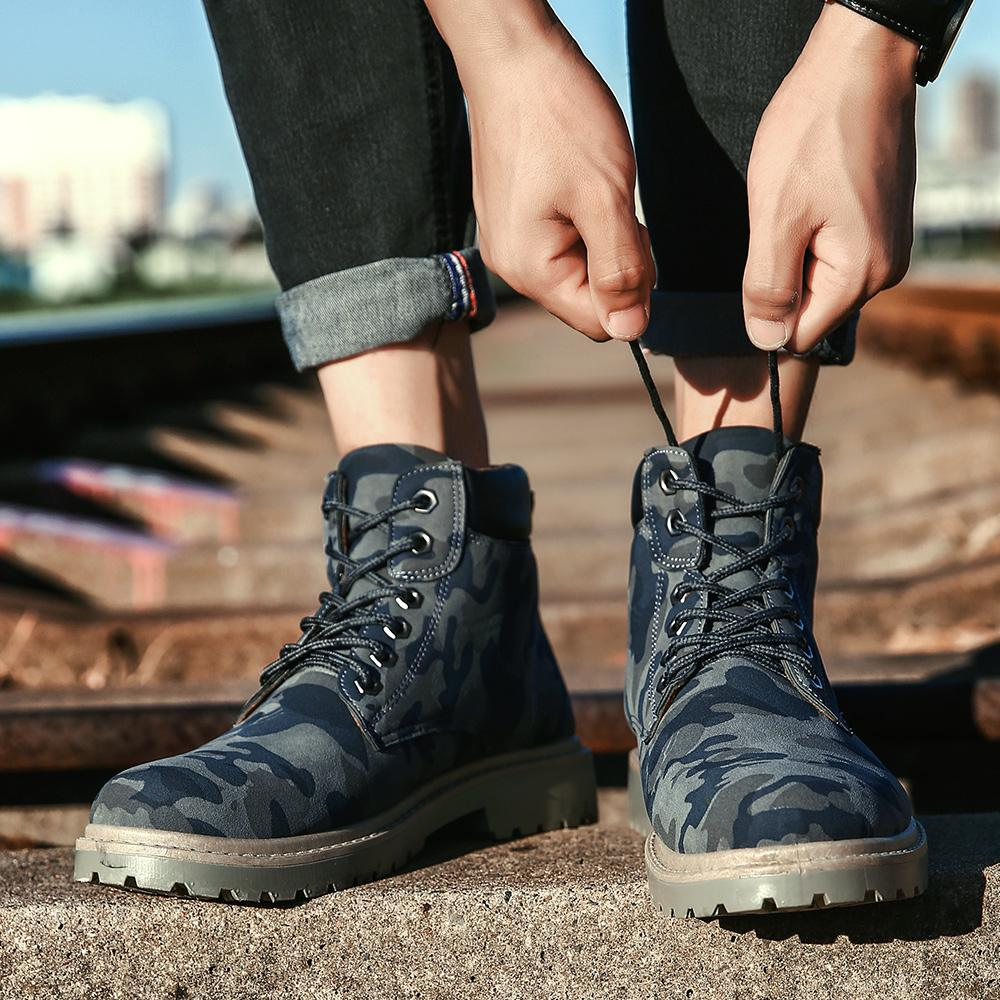dress - Winter mens fashion boots photo video