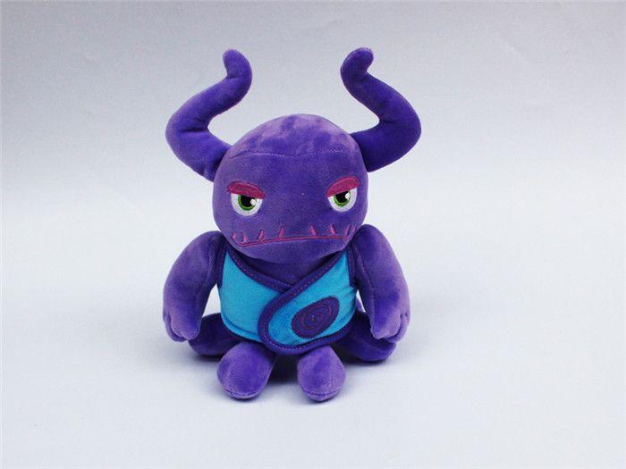 5 designs 7.9 inch Figure Plush Toys Crazy Alien Tip Oh Captain Cat Plush Toy Kids Cartoon Doll D544