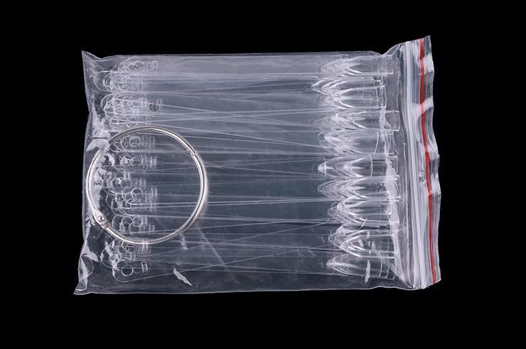 Nagel-Kunst-falsche Spitze-Praxis-Anzeigen-transparente natürliche Farben-Diagramm-Acryl UV-falsche Nagel-Spitzen-Maniküre DIY gefälschte Aufkleber