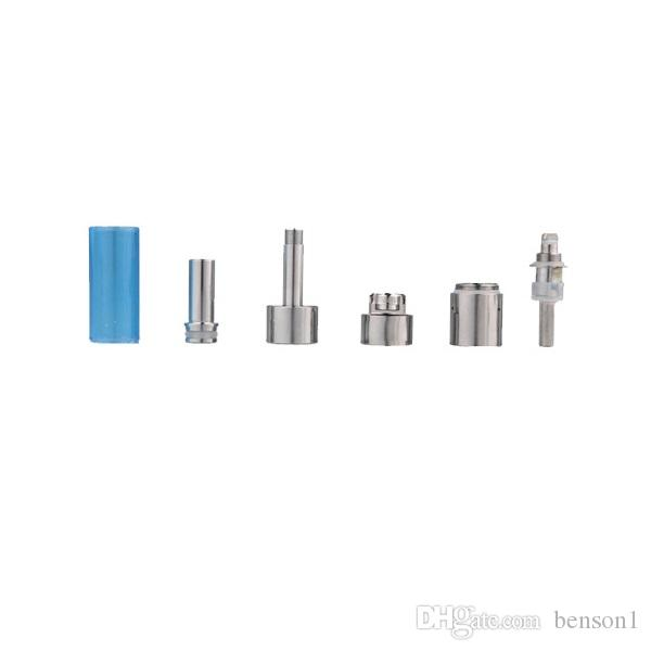 sell!! Mini Protank 3 Atomizer 1.5ml Dual Coils rebuildable Glass tube Subox Mini Kit Nano Kit Nebox Starter Kit