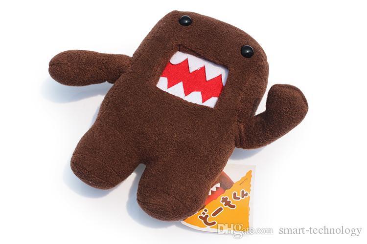 18 centímetros Anime Domo Kun macio Plush Stuffed Boneca Toy cortar melhor presente das crianças Frete grátis