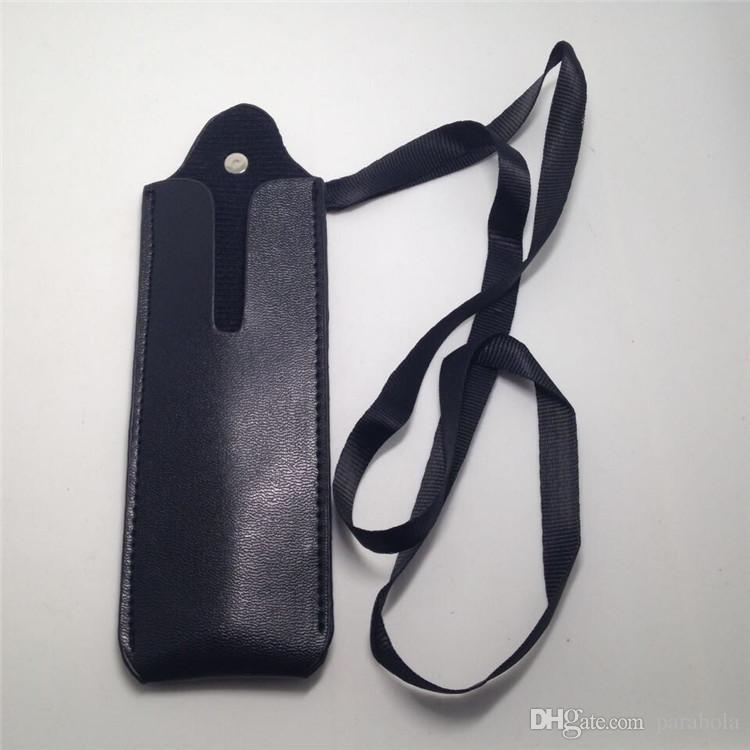 E-XY PU Skóra E Papieros Bag Carry Torba Ego Torba EGIG Carring Etui Ego Box Ex Case Studka z hakiem do papierosa elektronicznego