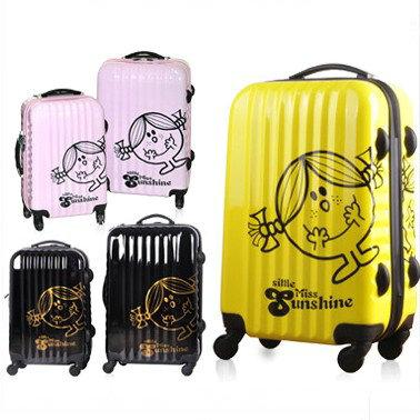 Fashion Women Travel Suitcase Cute Girls Luggage Abs Pc Universal ...