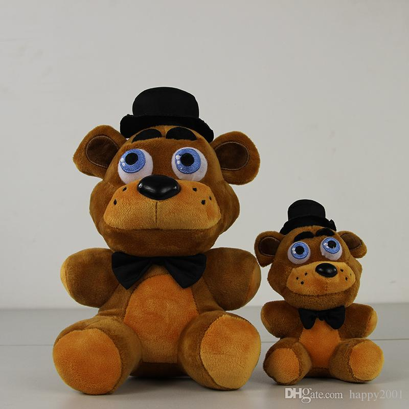 Baby Freddy Toys : Hot game five nights at freddy s plush toys fnaf