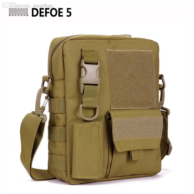 1ddd7aab8ad3 Wholesale-Molle Satchel Crossbody Messenger Shoulder Bag,School ...