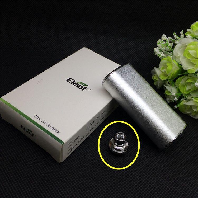 istick assy istick adapter 510 to ego thread connector e cig mod adaptor fit eleaf istick mini 10w istick 20w 30w 50w batteries mod DHL Free