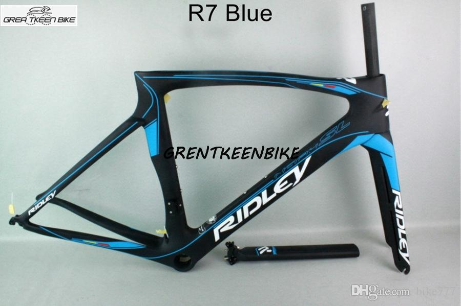 2016 Ridley Road Bike Frame Full Carbon Fiber Cycling Bike Pf30