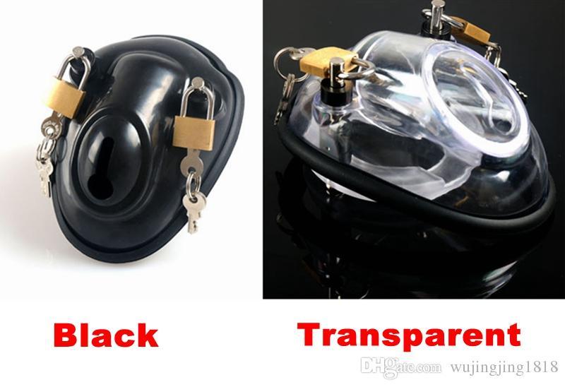 Neueste Design Kleine Männliche Cock Cage Bondage Keuschheitsgürtel Peins Sperre BDSM Neue Sex spielzeug silikon Keuschheitsgürtel