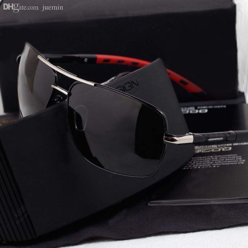 Compre Atacado Nova Polaroid Óculos De Sol Dos Homens Polarizados Óculos De  Sol De Condução Óculos De Sol Dos Homens Óculos De Sol Da Marca Designer  Oculos ... 714cbcce72