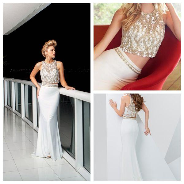 Blinged Out Prom Dresses