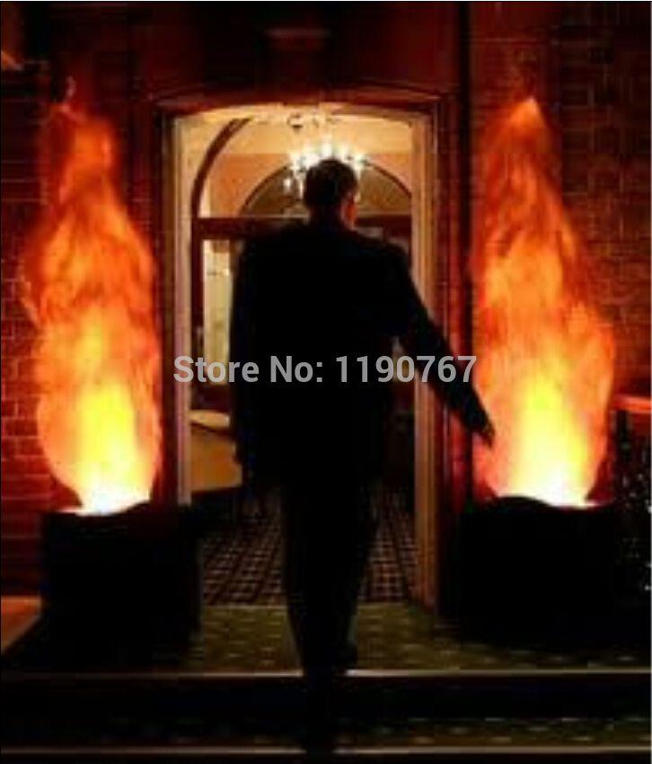 2018 1 5meters Silk Led Flame Light Fake Fire Flame