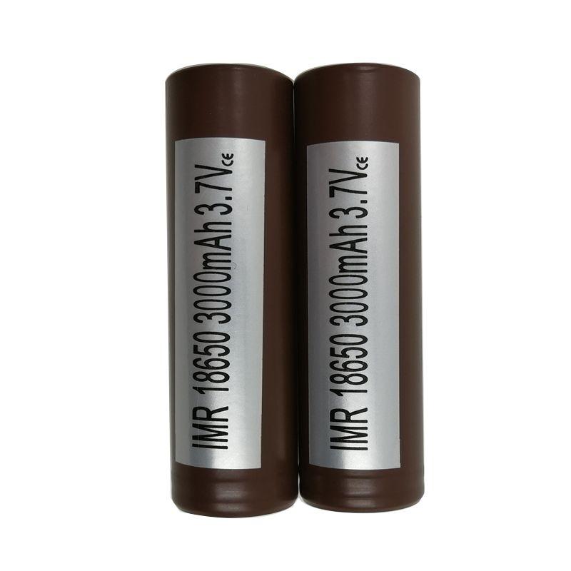 100% la alta calidad superior para HG2 18650 3000mah 35A Max descargar las baterías de alto consumo 25R VTC5 VTC4 HE2 HE4 Fedex envío