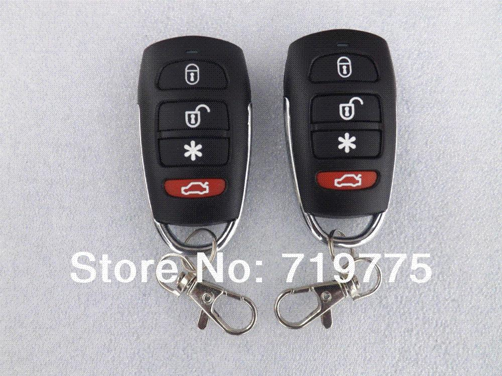 2018 2014 New Style Auto Car Keyless Entry System Remote Car Central