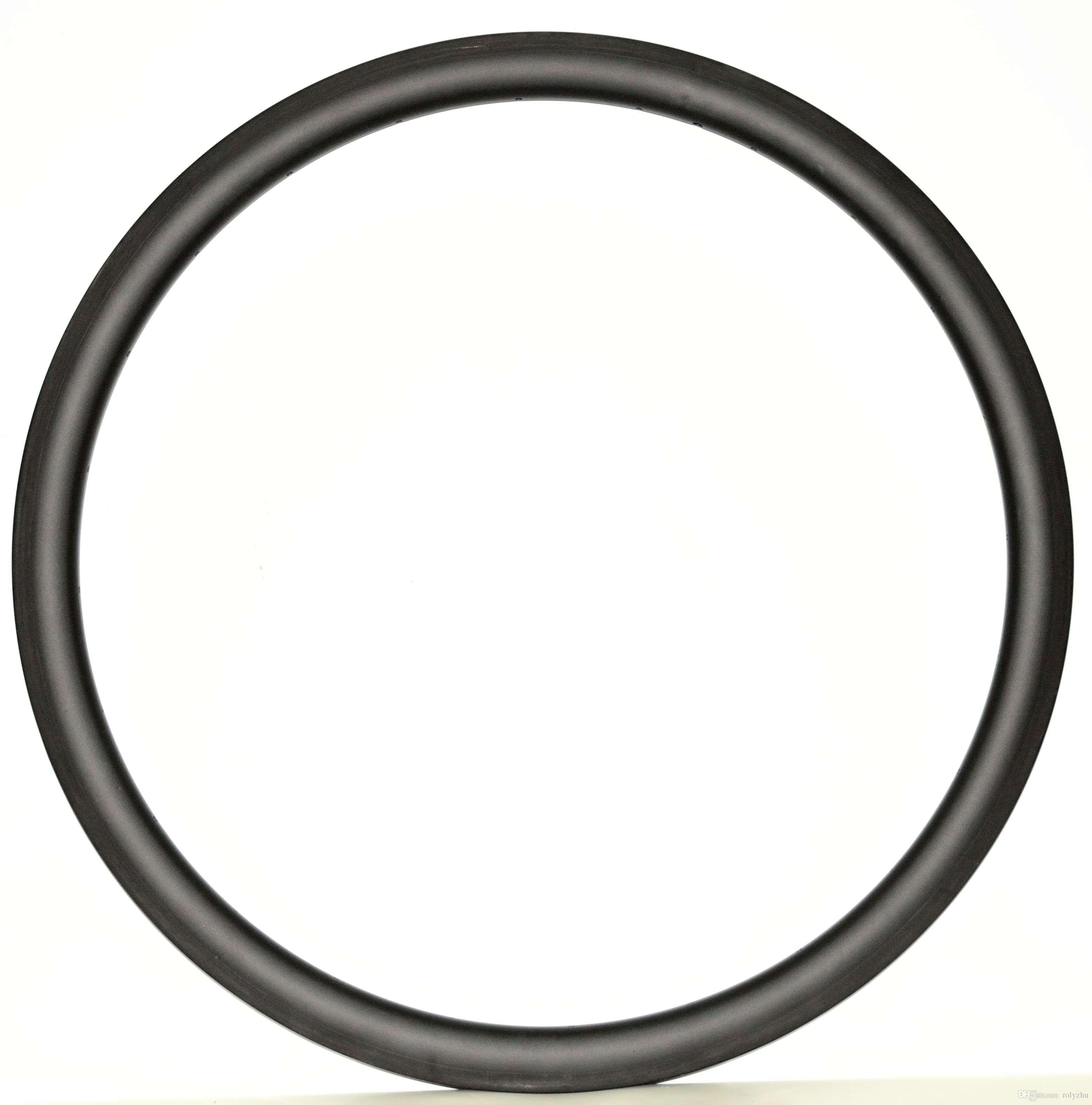 30c9b322262 Carbon Single Rim 700C 38mm Depth 23mm Width Light Weight Carbon ...