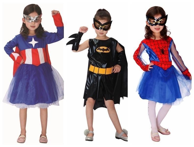 Spider Girl Children Spiderman Cosplay Costume Hallowean Party Costumes For Kids Captain America Batgirl Dress In Stock 4 People Halloween Costumes Group ...  sc 1 st  DHgate.com & Spider Girl Children Spiderman Cosplay Costume Hallowean Party ...