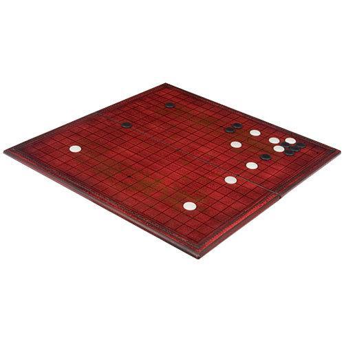 الجملة الصينية الرخيصة الذهاب لعبة مجموعة الجلود مربع جوبان المجلس والحجارة