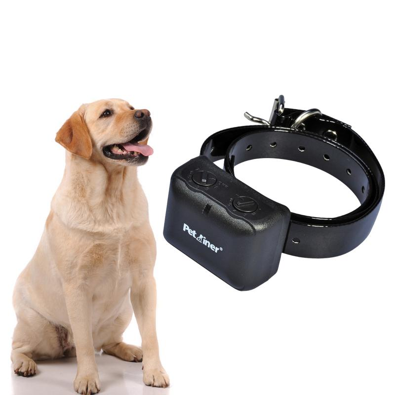 Newest Dog Bark Collar Water-proof and Rechargeable No Bark Electronic Collar Dog Training Shock Collar ABC743