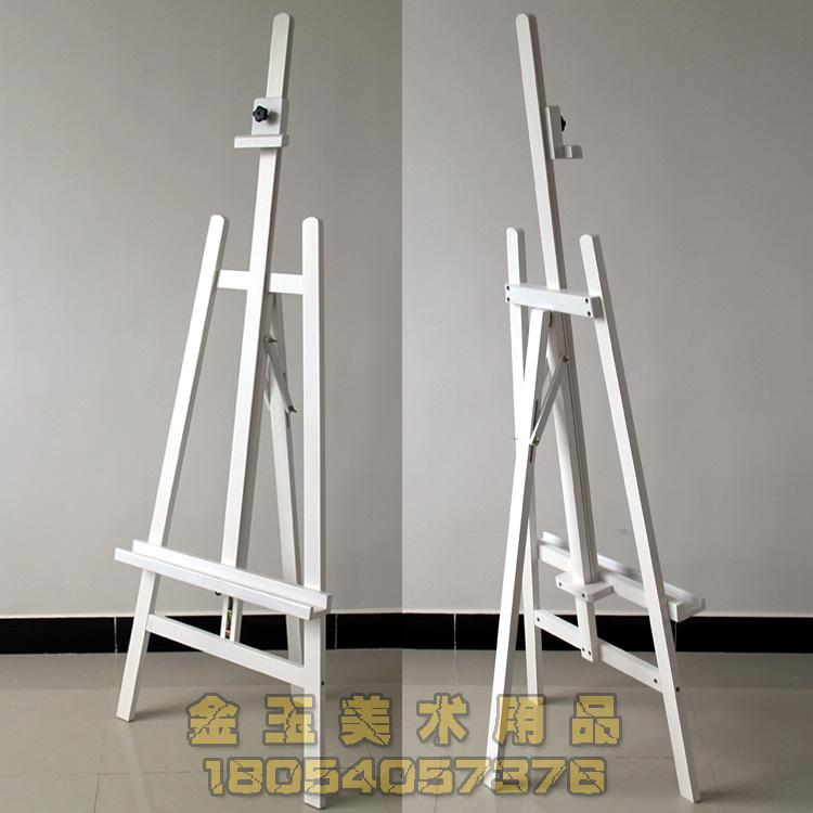 15 m 2 m wood made white easel painting frame display posters sketch art easel painting frame online with 16993piece on xwt5242s store dhgatecom - Easel For Picture Frame