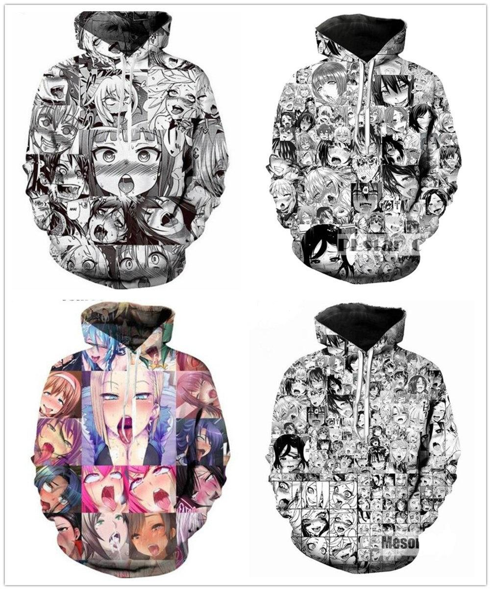 7e2c05f02c83 2019 New Fashion Couples Men Women Unisex Anime Ahegao Sexy Girl 3D Print  Hoodies Sweater Sweatshirt Jackets Pullover Top S 5XL TT19 From Yy0212