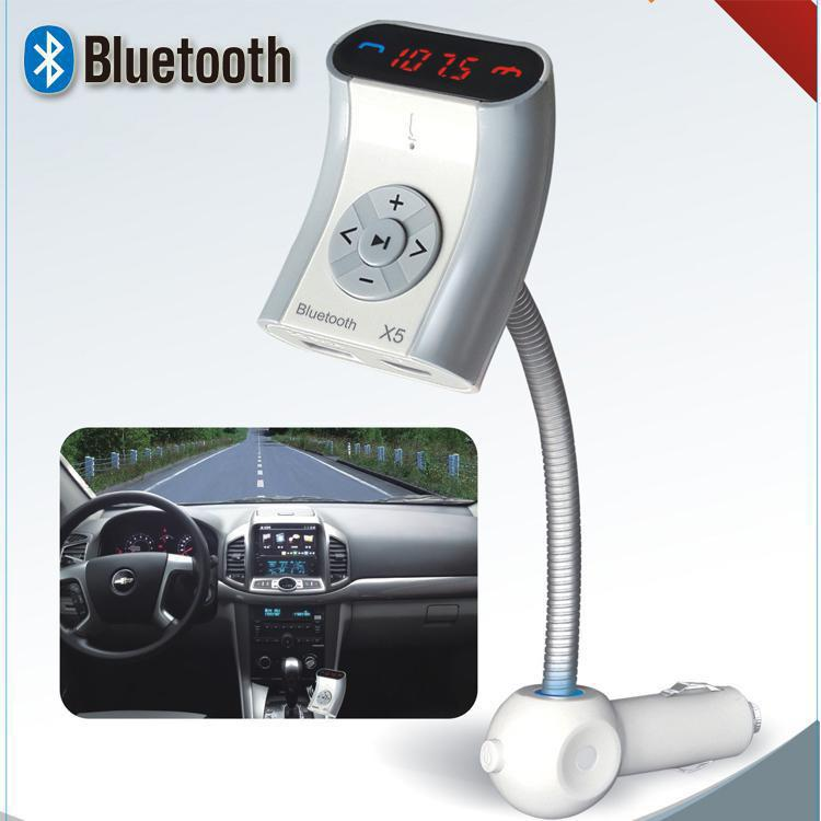 Car MP3 Player Radio Car Bluetooth Speaker Phone FM Transmitter Hands-free Bluetooth Car Kit Charger for iPhone 5 4s 4 6 6plus