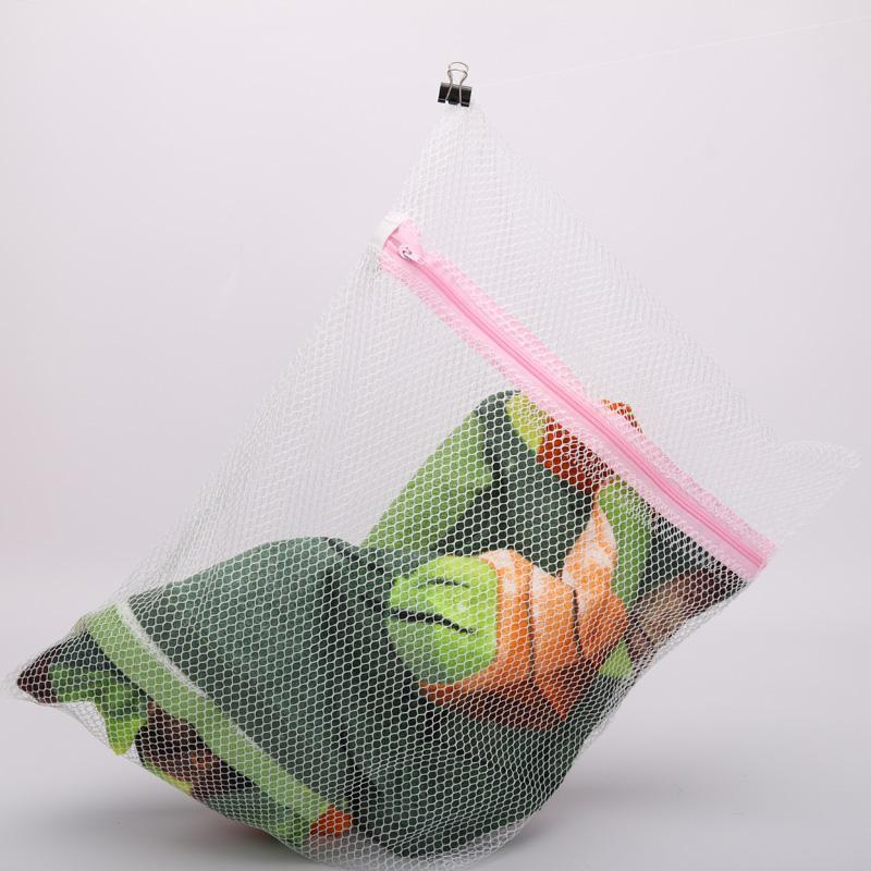 30*40cm Nylon Mesh laundry bag for Washing bra underwear underpants Care wash Net bag Bra Laundry basket novelty household