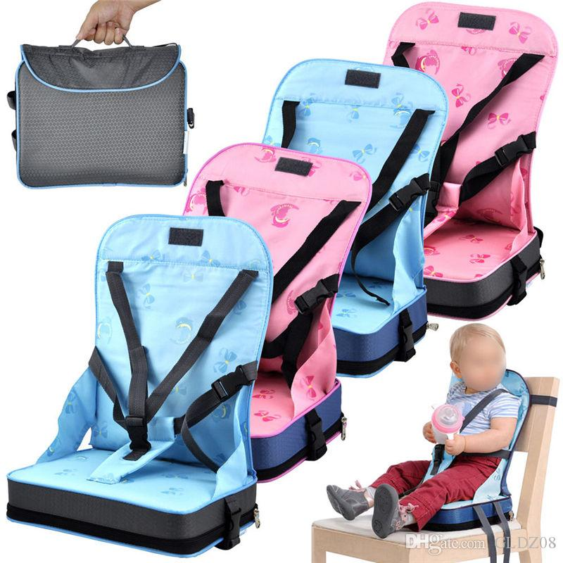 online cheap faldable baby kid booster seat travel chair portable car chair for toddlers baby by gldz08 dhgatecom