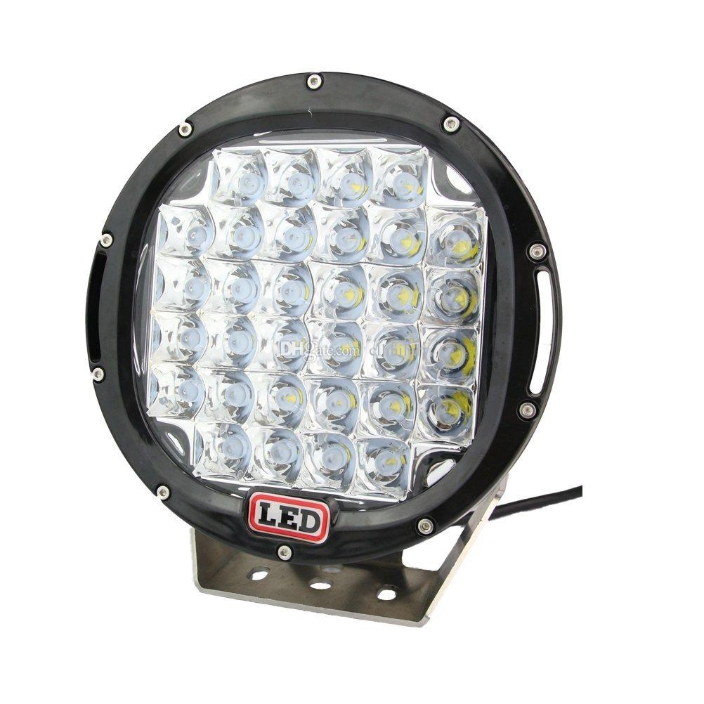 9inch 96w Led Work Light Tractor Truck 12v 24v Ip68 Spot