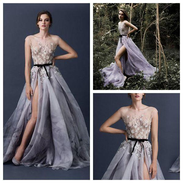 Discount Paolo Sebastian 2015 New A Line Cinderella Sheer Wedding ...