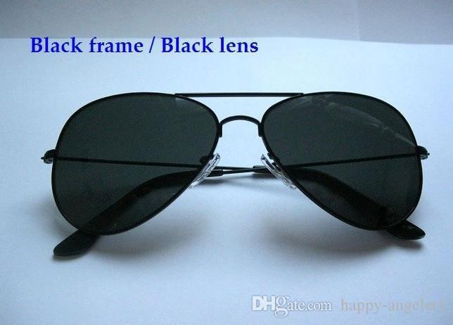 Lenses 58 mm gafas Top Quality glasses oculos de sol brand sunglasses anteojos sun glass for men women