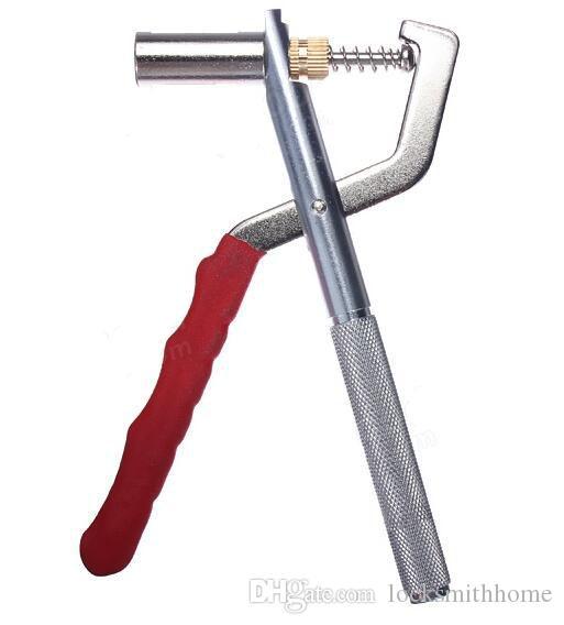 자동 원격 키 블레이드 핀 분해 죔쇠 자물쇠 Pilers 도구