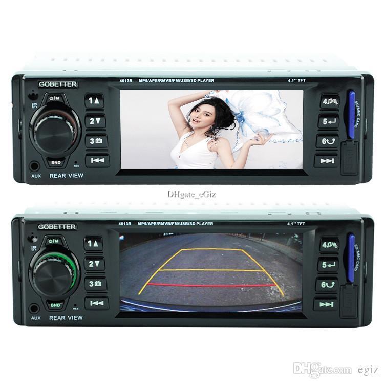 Großhandel Auto Mp5 Mp4 Spieler In Dash 1 Din Auto Radio Stereo Fm ...