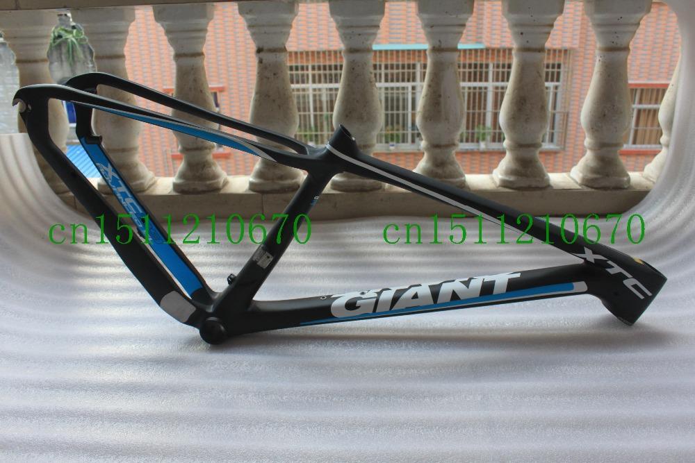 2014 The New Carbon Fiber Bicycle Mtb Framekit Giant Xtc