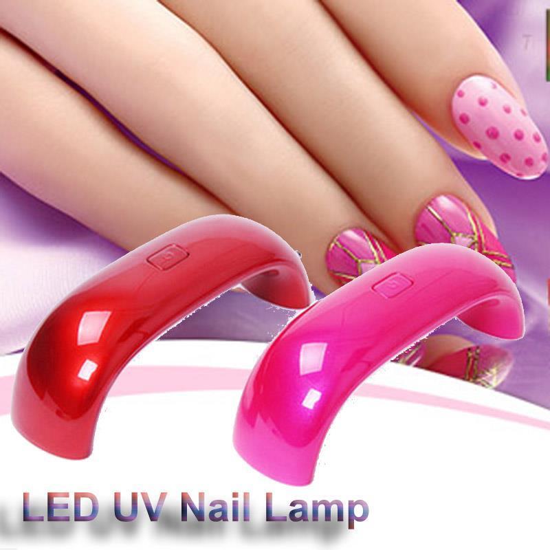 Best Mini Led Uv Nail Lamp Nail Dryers Usb Electric Curing Lamp ...