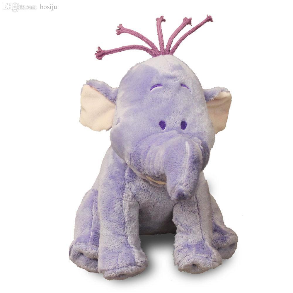 Wholesale Baby Heffalump Lumpy Soft Plush Toy Elephant Stuffed