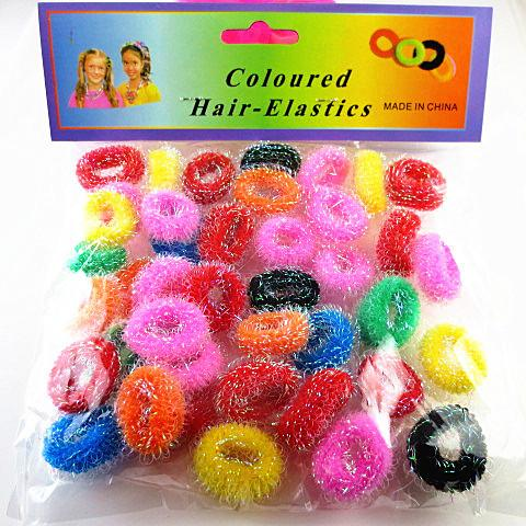 children mix black elastic fashion of hair accessories for girls kids rubber band ties hair rope for baby headband