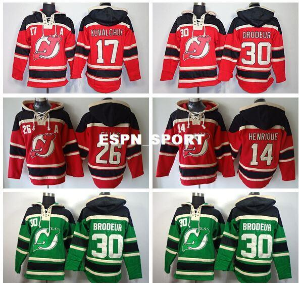 9b5cb85f1 ... promo code for factory outlet new jersey devils old time hoodies 17  ilya kovalchuk 30 martin