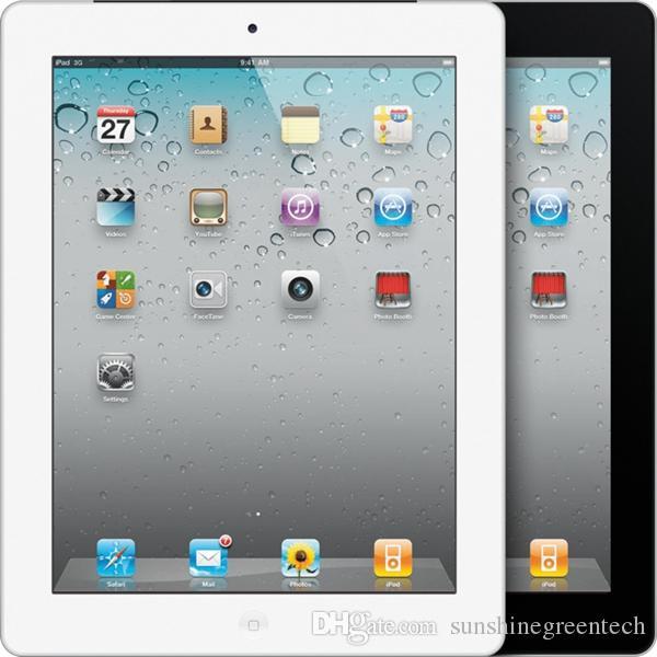 تم تجديد iPad الأصلي Apple iPad2 16GB 32GB 64GB WIFI I PAD 2 الكمبيوتر اللوحي 9.7