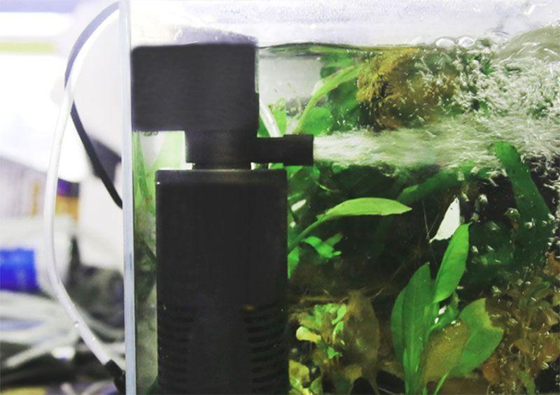 Бренд аквариумный в JP-024F -22ВТ в JP-024F -35W в 1 аквариуме внутренний фильтр для аквариума внутренний фильтр для рыбы бак насос оксигенации