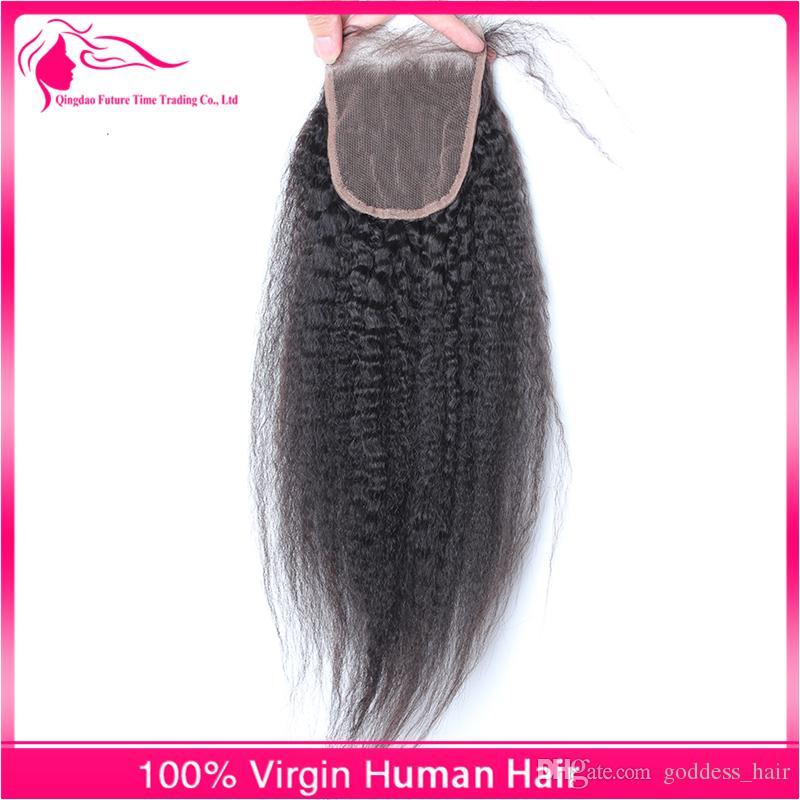 9А класс бразильские Kinky прямая человеческих волос ткет естественный цвет #1B 3 пучки полный кутикулы 100% грубая Яки наращивание волос итальянская