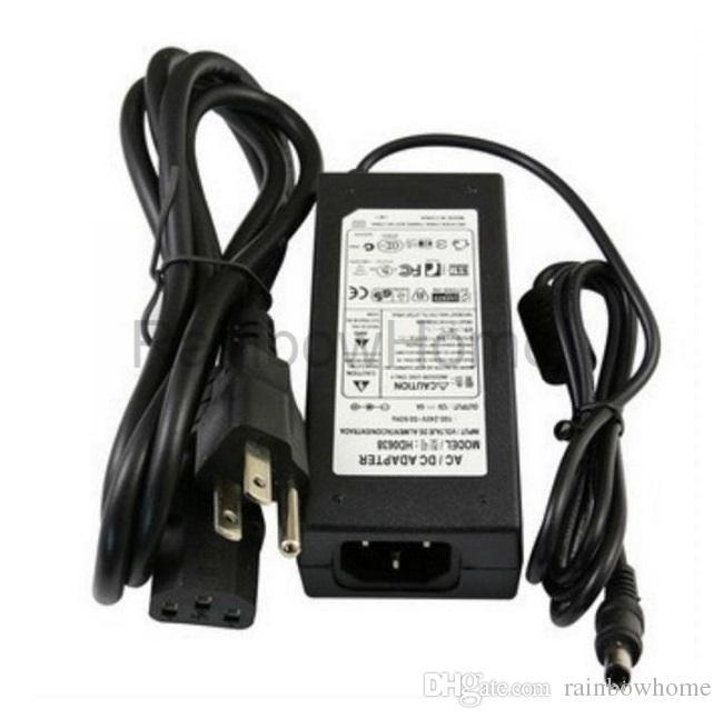 AC 100 V 240 V DC Zasilanie Zasilanie Adapter 12 V 8A 10A 60W 96W 120W do LED Light Strip Monitor Sterownik + przewód zasilający