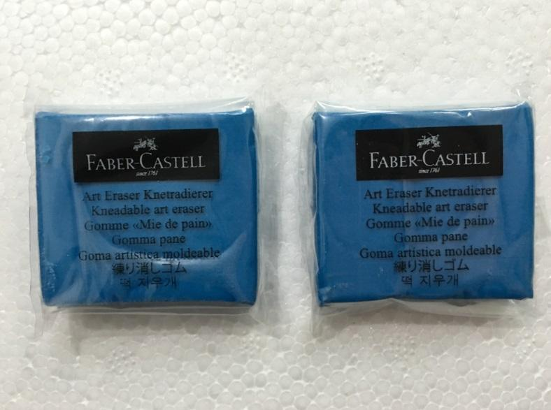 Faber-Castell Kneadable Rubber Art Sketch Drawing Eraser Pencil Pastel art eraser for correction and lightening