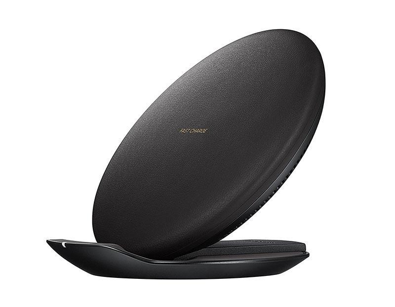 Für Samsung S8 Schnellladung QI Wireless Charging Pad Cabrio Ständer Für iPhone X 8 Samsung Galaxy Note 8 S8 Plus S7 S6