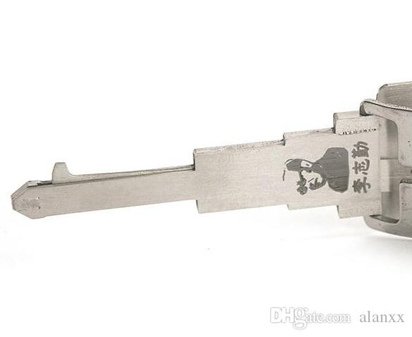 LISHI GM37 GM39 39 40 41 2 في 1 أداة انتقاء وفك تشفير تلقائي لـ GMC / Buick / HUMMER lock lockithith lock pick tool